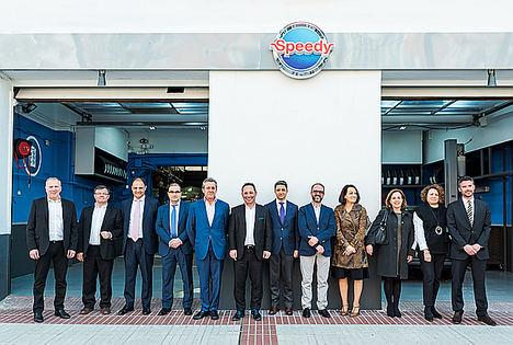 T&S Automóvil inaugura su cuarto taller Speedy consecutivo en Madrid para acelerar su expansión por España