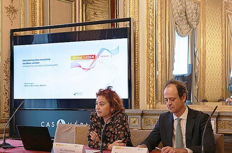 España es el principal destino de las inversiones latinoamericanas en Europa, según el primer informe Global LATAM de ICEX-Invest in Spain
