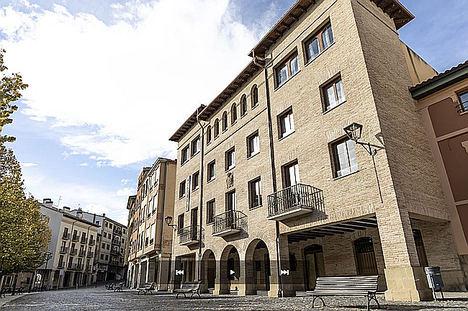 Inauguración del nuevo Alda Estella Hostel