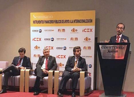 España difunde en Chile sus instrumentos financieros públicos de apoyo a la internacionalización