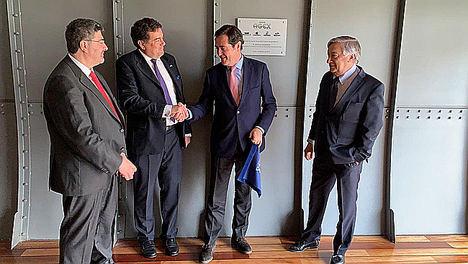 El Grupo AGEX inaugura sus nuevas instalaciones en el Parque Empresarial de Leioa