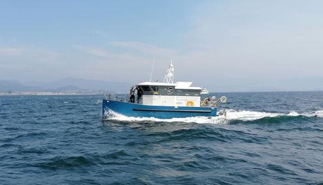 Indra y la Xunta de Galicia desarrollan un dron naval pionero para proteger el medioambiente marino