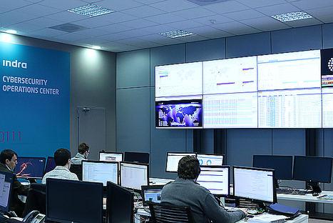 Indra trabaja para ciberproteger la Europa Digital dentro del proyecto Sparta