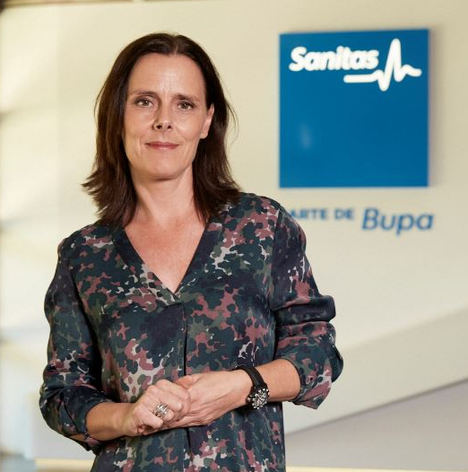 Ine Snater, nombrada nueva Chief Transformation & Strategy Officer de Sanitas y de Bupa Europe & LatinAmerica