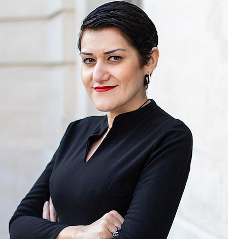 Ines Khedhir, ESCP Europe.