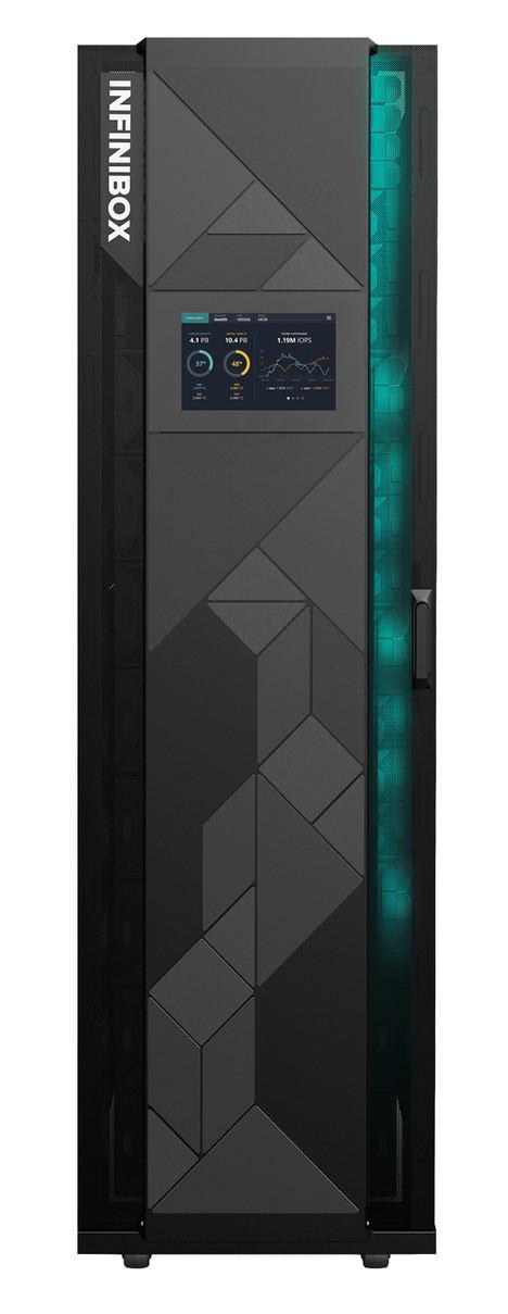 Infinidat amplía su oferta con la nueva generación de arrays de almacenamiento InfiniBox SSA