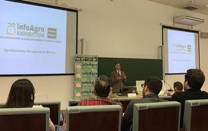 Infoagro Exhibition facilita las oportunidades de internacionalización a empresas españolas en México