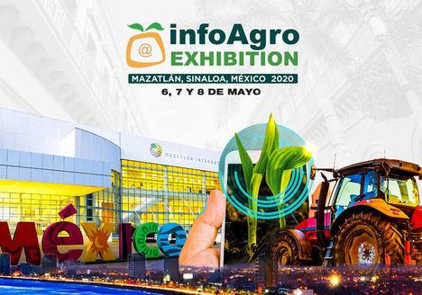Infoagro Exhibition México cuenta ya con el 60% de su superficie expositiva reservada