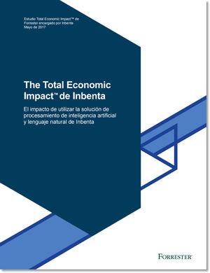 La tecnología de Inbenta proporciona un ROI de hasta el 390%
