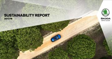 Informe de sostenibilidad 2017/2018 de Skoda