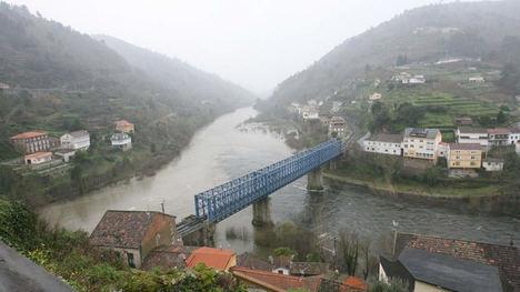 Adif licita obras para optimizar puentes y explanaciones del tramo Ourense-Monforte de Lemos por más de 10,5 M€