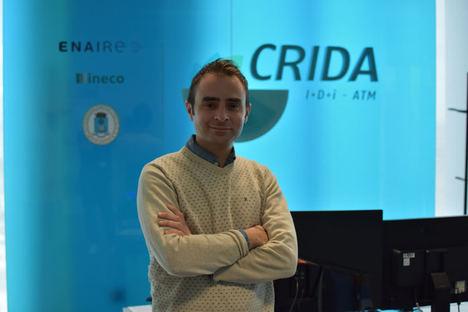 """SESAR reconoce con su premio """"Joven Investigador en ATM y Aviación"""" al ingeniero de CRIDA/ENAIRE Christian Eduardo Verdonk"""