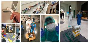 Coronavirusmakers: más de 13.000 voluntarios volcados en la fabricación de material sanitario