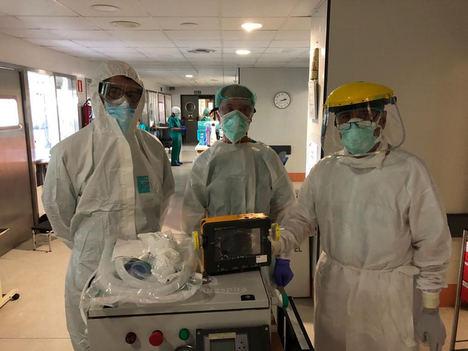 Zurich impulsa con 200.000€ el desarrollo de nuevos modelos de respiradores de emergencia para tratar pacientes afectados por el Covid-19