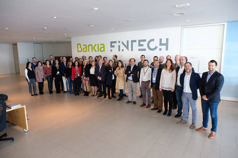Bankia Fintech by Innsomnia arranca una nueva edición con 13 nuevos proyectos