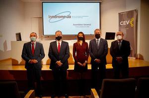 Inndromeda celebra su primera Asamblea General