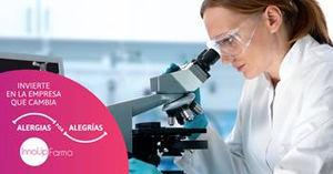 InnoUp Farma abre una ronda de un millón para el desarrollo de la primera vacuna contra las alergias alimentarias
