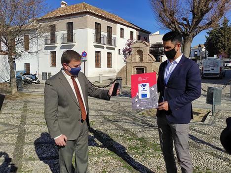 El Ayuntamiento de Granada confía a InnovaSur la instalación de 73 puntos WiFi de acceso gratuito