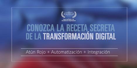 Innovación y transformación digital, claves para la excelencia empresarial de Grupo Balfegó