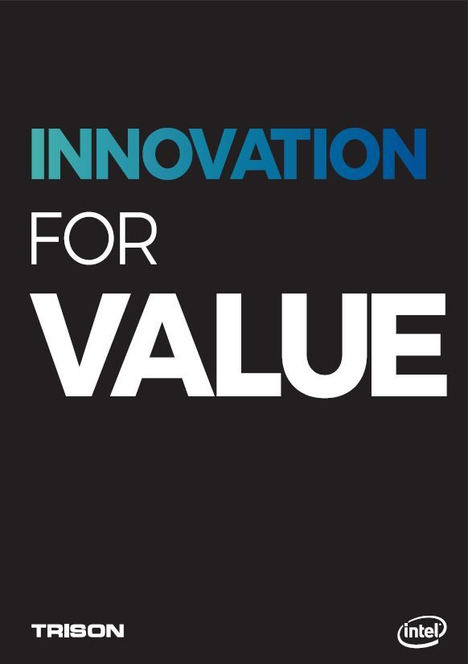 TRISON presenta el whitepaper 'Innovation for Value' en colaboración con Intel