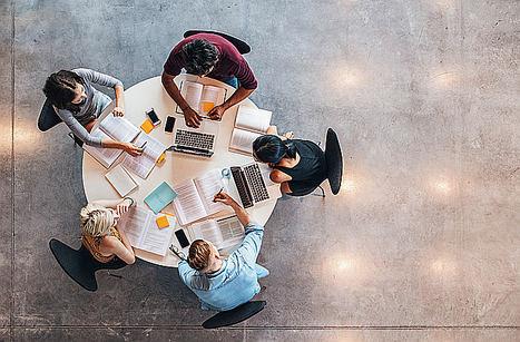 La universidad del futuro, un espacio de coworking entre empresas y alumnos