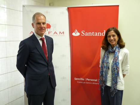 Banco Santander y Adefam renuevan su alianza en apoyo de las empresas familiares de la Comunidad de Madrid
