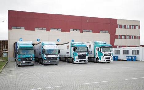 Instalaciones TMS Logistica.