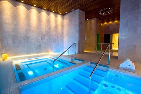 Instalaciones de Spa del Hotel Arzuaga