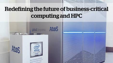 Atos presenta sus servidores equipados con los nuevos procesadores Intel® Xeon® Scalable