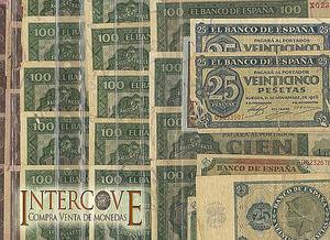Intercove.es amplia su catálogo de billetes españoles añadiendo una nueva categoría, billetes locales