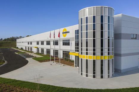 La segunda planta de Interroll en Atlanta comienza su andadura