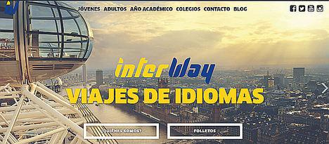 InterWay renueva su logo y estrena web para mirar al futuro a las puertas de su 40 aniversario