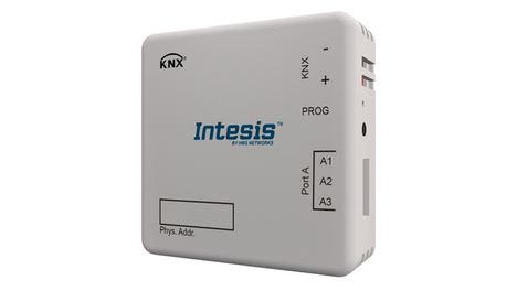 Nueva puerta de enlace Intesis para facilitar la integración de RTU esclavas Modbus en sistemas KNX