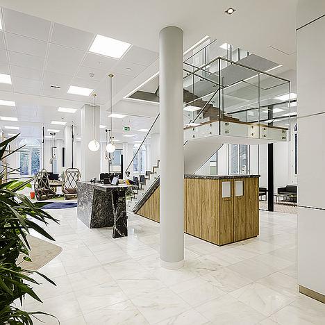 Intu, primera empresa en Madrid con 100% de su espacio de oficinas certificado WELL