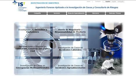 Investigación de Siniestros cambia su nombre a INVESTIGATION SERVICE TECHNOLOGIES