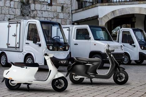 Las marcas españolas Invicta Electric y Wellta Motors suscriben un acuerdo