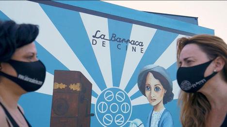 """""""La Barraca de Cine"""" atraviesa la España rural llevando cine dirigido por mujeres"""