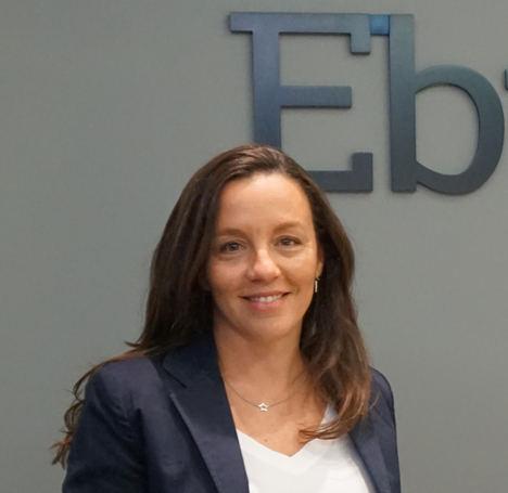 Ebury incorpora a Isabel Moreno como responsable de Recursos Humanos para el Sur de Europa y América
