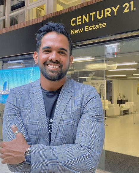 Century 21 New Estate ficha a Israel Manzano como nuevo CMO de la compañía
