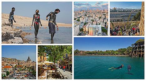 Israel cierra un 2018 histórico superando los cuatro millones de turistas