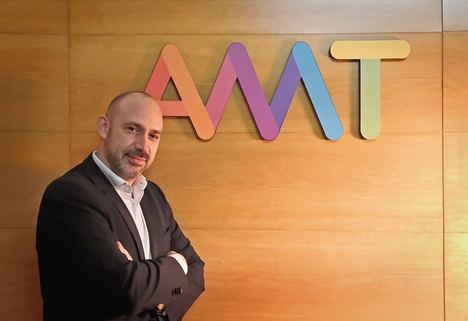 Iván de Cristóbal, nuevo director general de AMT Comunicación