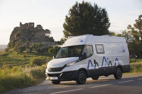 Llega la Iveco Daily Camper a España
