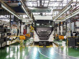 Nivel oro para la planta de Iveco en Madrid en World Class Manufacturing