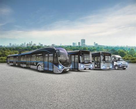 El autobús autónomo de Iveco Bus