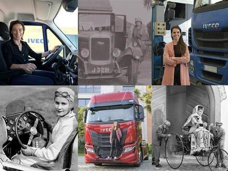 Las mujeres protagonistas del sector industrial del ayer y del hoy