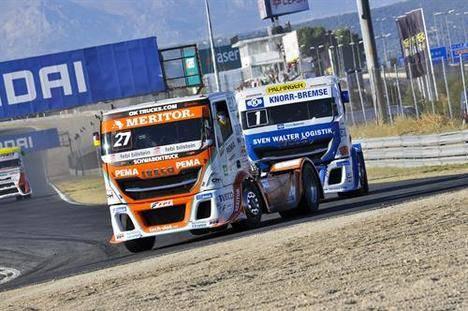 Iveco subcampeón en el European Truck Racing Championship