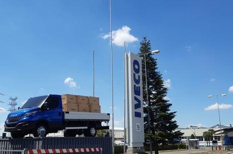 La planta de Iveco en Valladolid galardonada
