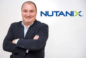 Iván Menéndez, Nutanix.