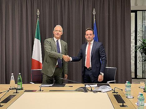 Ebury cierra un acuerdo con Sace Simest para apoyar a las pymes italianas