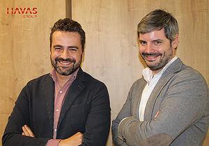 Izqda: Aritz Reyes, Head of HPH Spain y Ramón Suso, Engagement Director HPG Spain.
